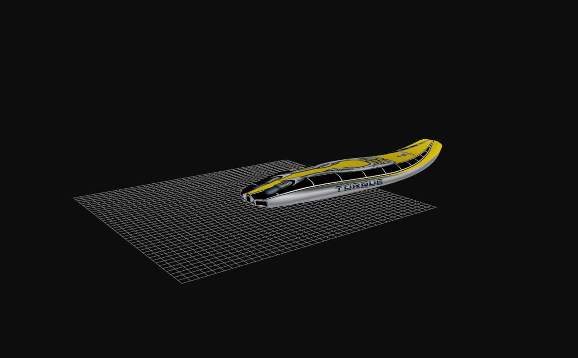 Torque Jetboard 3d