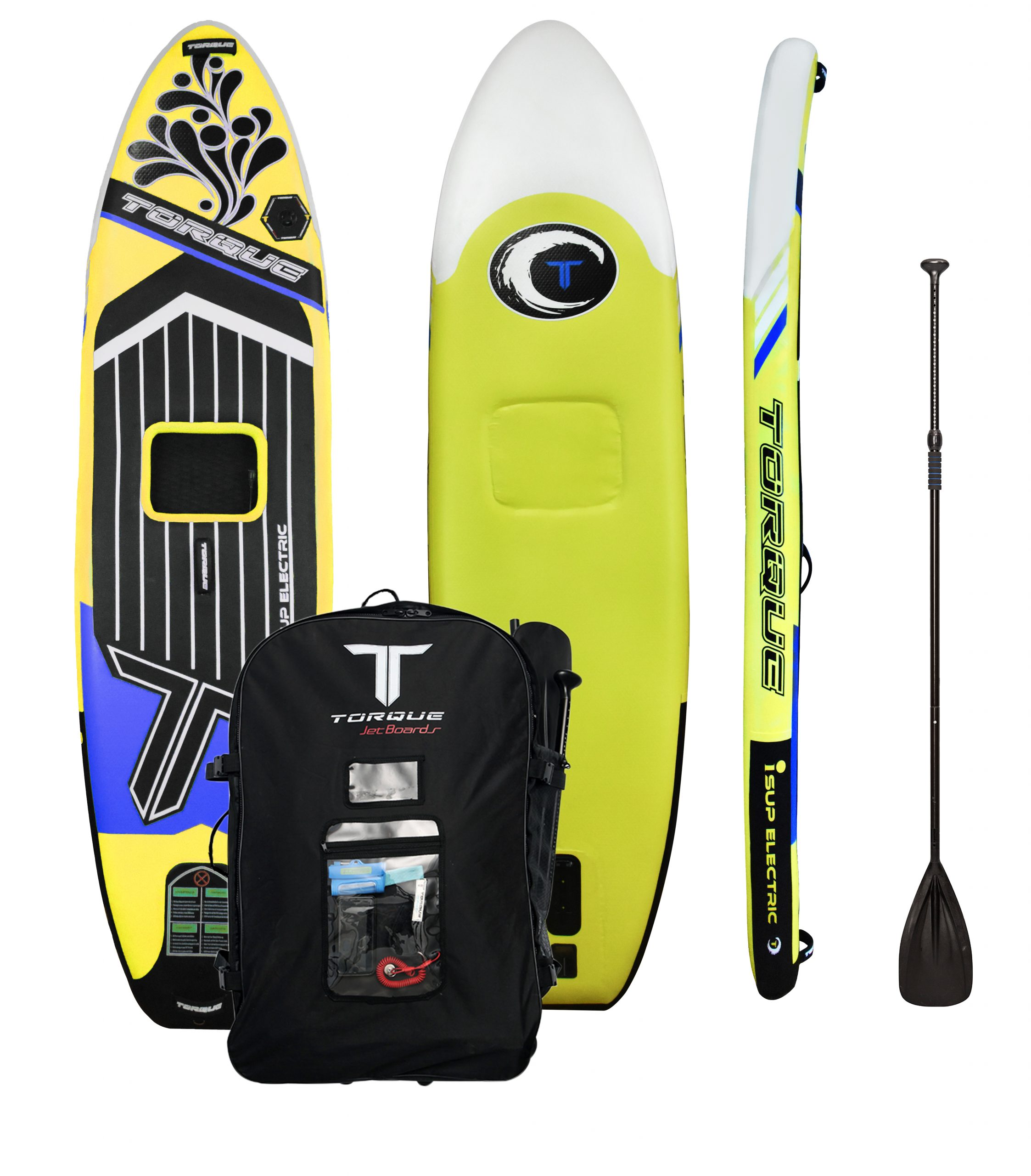 Electric Powered Paddle Board